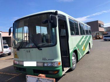 HINO 日野 メルファ スクールバス 57人